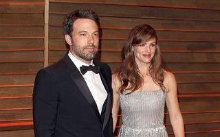 Ben Affleck îşi împarte averea cu Jennifer Garner