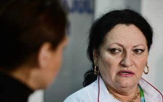 Monica Pop îi ia apărarea infirmierei care s-a pozat cu Gabriel Cotabiţă