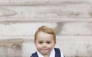 Sărbătoare în Marea Britanie: Prinţul George împlineşte 2 ani