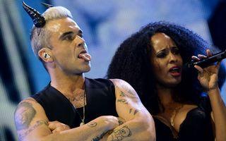 Robbie Williams a sosit în România. Care sunt cerințele starului