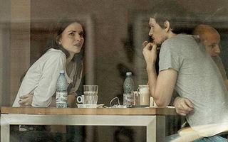 """Tudor Chirilă, despre iubita lui: """"E o frumuseţe şi o femeie iubitoare"""""""