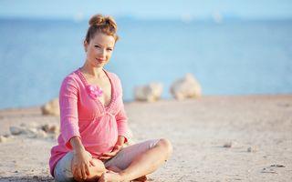 Sarcina. 9 reguli care te ajută să suporţi mai uşor căldura