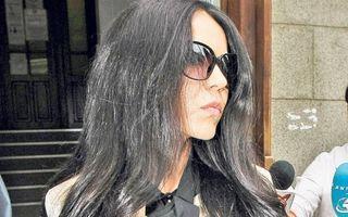 Andreea Marta, trei ani de închisoare cu suspendare în dosarul de proxenetism
