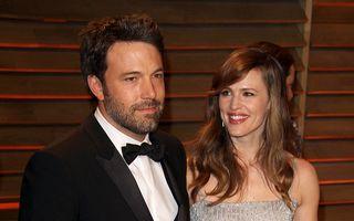 Adio, dar tot împreună: Ben Affleck şi Jennifer Garner se mută într-o casă nouă