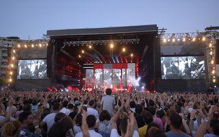 Concertul lui Robbie Williams: Amendă maximă pentru organizatori