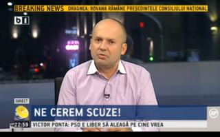 Radu Banciu, nevoit să-şi ceară scuze după ce a fost învins în instanţă de Andreea Berecleanu