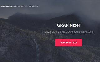 """Grapinizer, aplicaţia online care îţi """"corectează"""" textele după modelul Maria Grapini"""