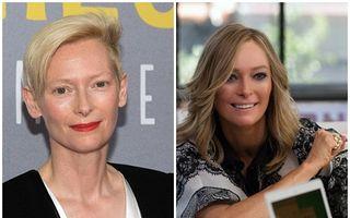 Transformare spectaculoasă: Cum a devenit androgina Tilda Swinton o femeie sexy