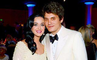 Katy Perry şi John Mayer s-au despărţit din nou