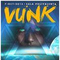 Trupa Vunk, primul concert din Romania sub forma unui eveniment multimedia