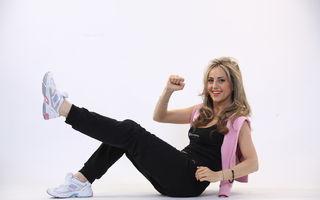 Interviu. Florentina Opriş te învaţă cum să ai un corp perfect tonifiat!