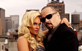 Ice-T şi Coco vor avea un copil