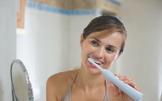 Sănătate. De ce este important periajul cu pastă de dinţi?