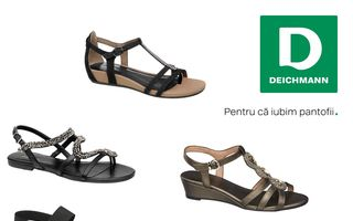 Top sandale de vara pe care trebuie sa le ai