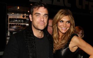 Robbie Williams şi soţia lui vor un al treilea copil