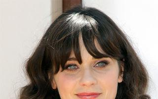 Actriţa Zooey Deschanel a născut o fetiţă
