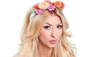 Andreea Bălan are un nou iubit, mai tânăr cu patru ani decât ea
