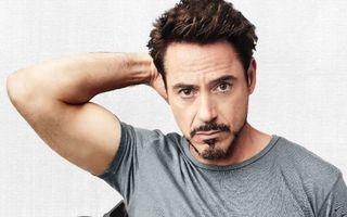 Robert Downey Jr., cel mai bine plătit actor din lume