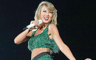 Taylor Swift a purtat pe scenă o creaţie a designerului român Lorena Sârbu