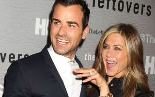 Jennifer Aniston şi Justin Theroux s-au căsătorit în secret