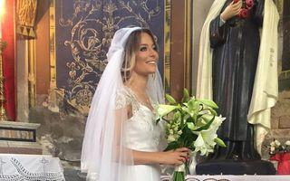 Nunta verii. S-a măritat Laura Cosoi, fosta iubită a lui Smiley!