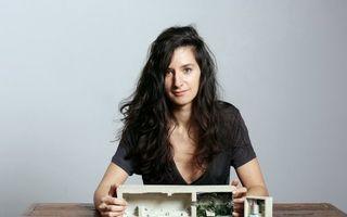 Arhitecta Oana Stănescu, colaboratoare a rapperului Kanye West, elogiată în The New York Times