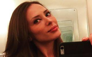 Un nou look: Iulia Vântur, criticată după ce şi-a schimbat culoarea părului