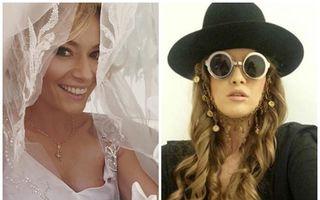 Laura Cosoi îi dă replica Iuliei Albu: De unde s-a inspirat pentru modelul rochiei de mireasă