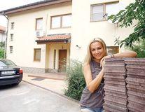 Dana Săvuică îşi vinde casa: Cât cere pe vila din Pipera