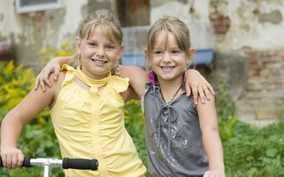Raport: Copiii din România sunt cei mai fericiţi