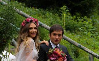 Adela Popescu şi Radu Vâlcan s-au căsătorit în secret - FOTO