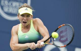 Simona Halep revine pe locul 2 în clasamentul WTA