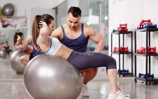 Sport. Ghidul perfect pentru executarea corectă a abdomenelor