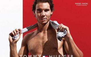 Nadal promovează colecția de lenjerie intimă Tommy Hilfiger - VIDEO