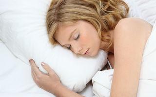 Sănătate. Cum să dormi ca un bebeluş? 5 alimente ajutătoare