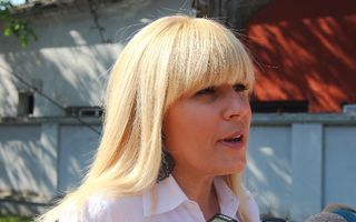 Elena Udrea s-a despărţit de iubitul ei