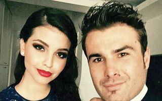 Adrian Mutu se însoară din nou: Fotbalistul a cerut-o de soţie pe Sandra Bachici