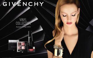 """Colecția de machiaj """"Haute Couture"""" – Givenchy Vinyl Collection AW 2015!"""