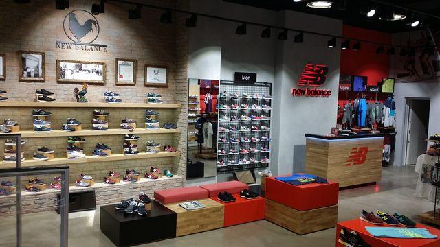 New Balance Un Nou Brand în Afi Palace Cotroceni Modă Stiri