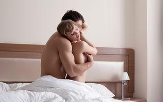 Sex. 5 poziţii care îţi fac dimineaţa mai frumoasă. Începe ziua cu un orgasm!