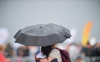 Se strică vremea: Cod portocaliu de ploi torenţiale şi vijelii