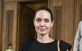 """Angelina Jolie: """"Statul Islamic foloseşte violul ca armă de război"""""""