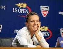 Semifinalele feminine de la US Open, reprogramate: Simona Halep joacă vineri, de la ora 18:00