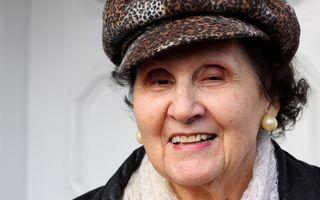 Mitzura Arghezi, găsită de Poliţie într-un azil, după ce a fost dată dispărută de o nepoată