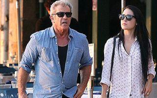 Mel Gibson ar putea deveni din nou tată la 59 de ani. A noua oară!