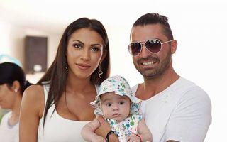 Pepe s-a îmbogăţit cu 50.000 de euro la botezul fiicei sale