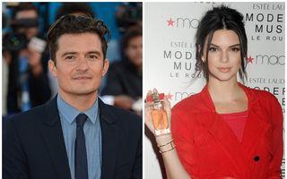 Un nou cuplu? Orlando Bloom şi Kendall Jenner se întâlnesc în secret