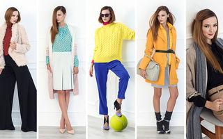 Fii o sursă de inspirație în fiecare zi cu noile colecții toamnă-iarnă de la Fashion Days