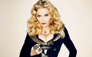 Madonna a obligat un dansator sa-i sărute piciorul