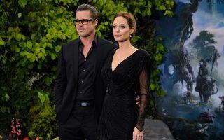 Brad Pitt și Angelina Jolie vor adopta un orfan sirian